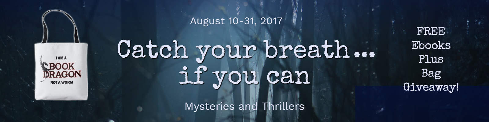 Catch Your Breath! Mysteries and Thrillers