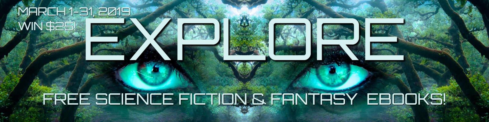 Explore Sci-fi and Fantasy