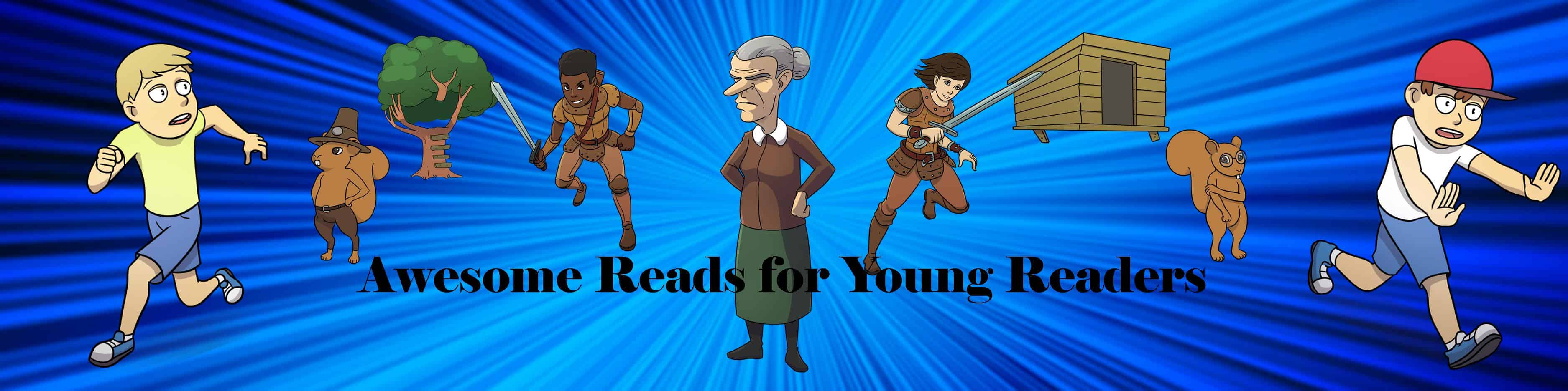Awesome Reads for Young Readers!
