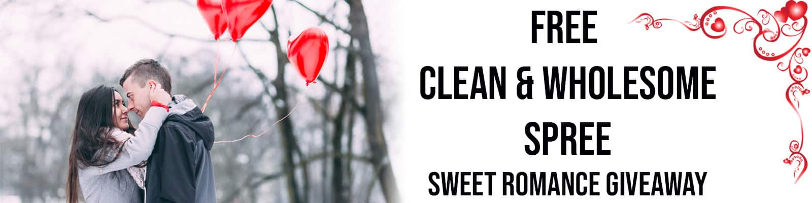 Free Clean & Wholesome Spree: Sweet Romance Books