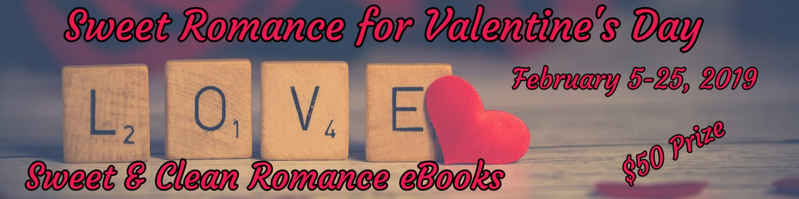 Sweet Romance for Valentine's Day