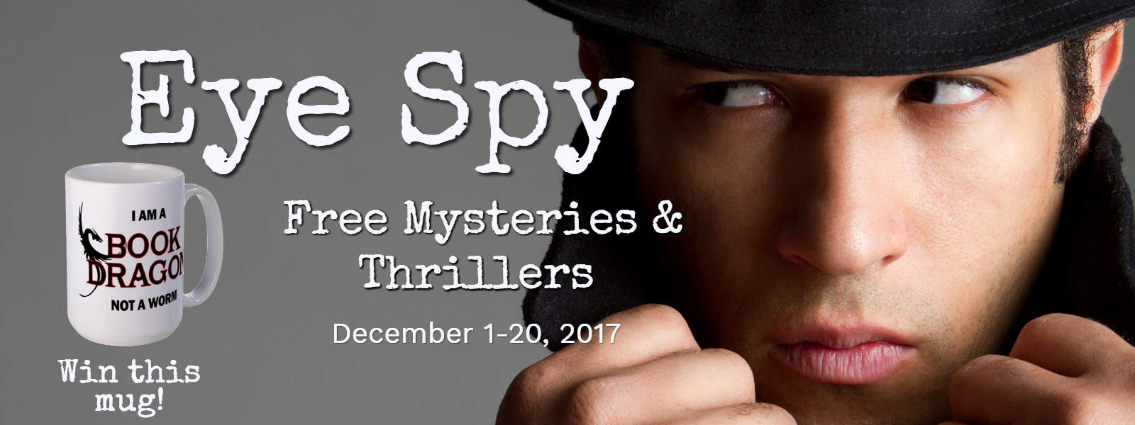 Eye Spy Mysteries and Thrillers