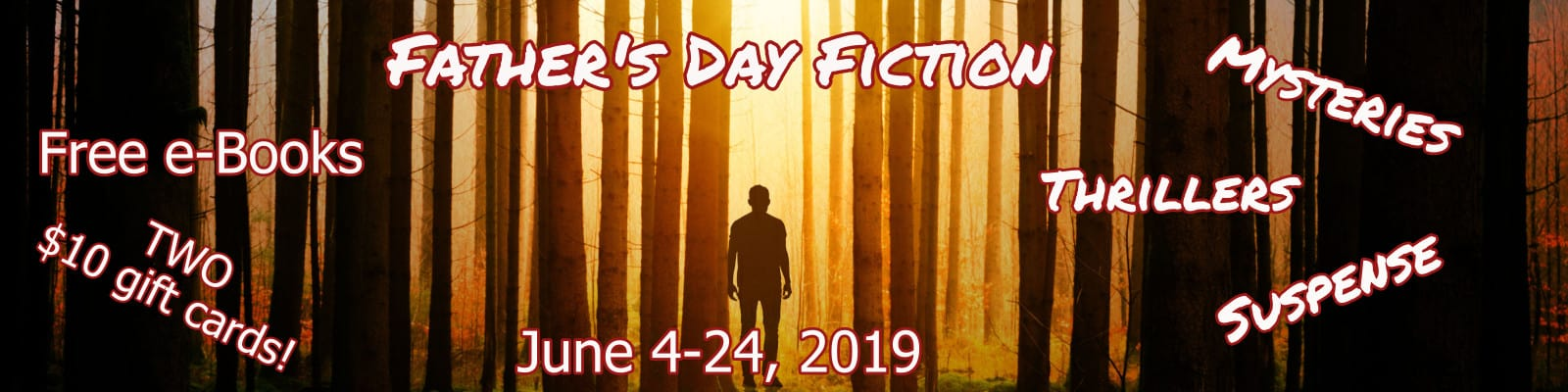 Father's Day Fiction - Mystery, Suspense, Thriller