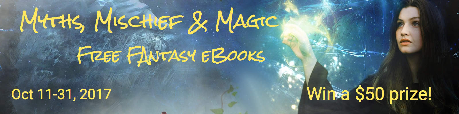 Myths, Mischief & Magic: Free Fantasy eBooks