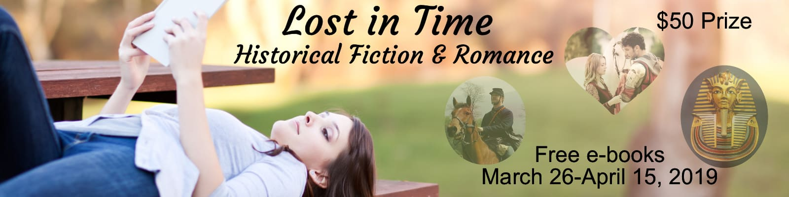 Lost in Time: Historical Fiction & Romance
