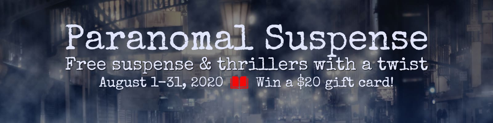 Paranormal Suspense and Thrillers