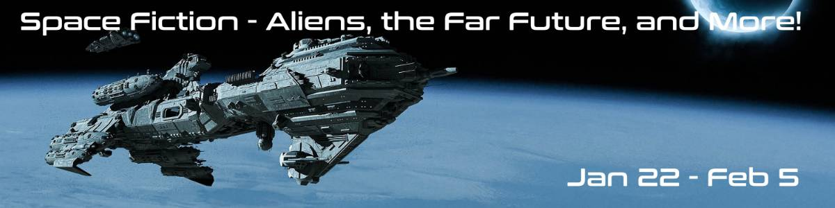 Space Fiction - Aliens, the Far Future, and More!