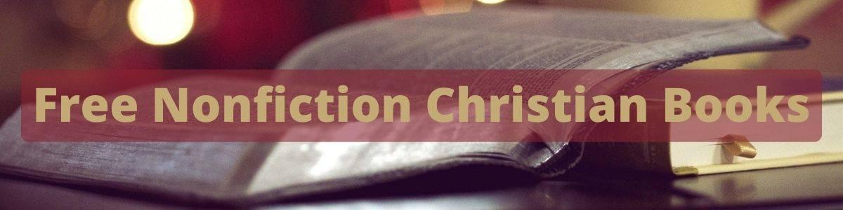 FREE Nonfiction Christian Books