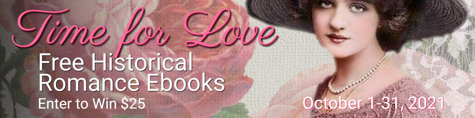 Time for Love Historical Romance