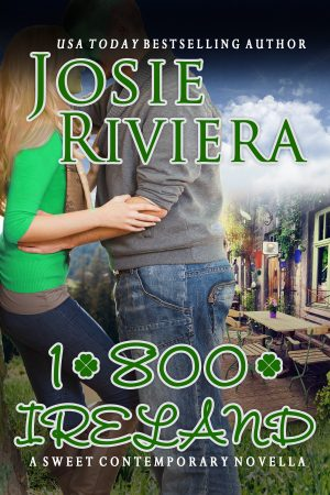 Cover for 1-800-IRELAND