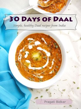 Cover for 30 Days of Daal