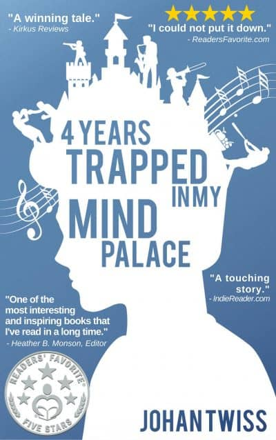 Cover for 4 Years Trapped in My Mind Palace
