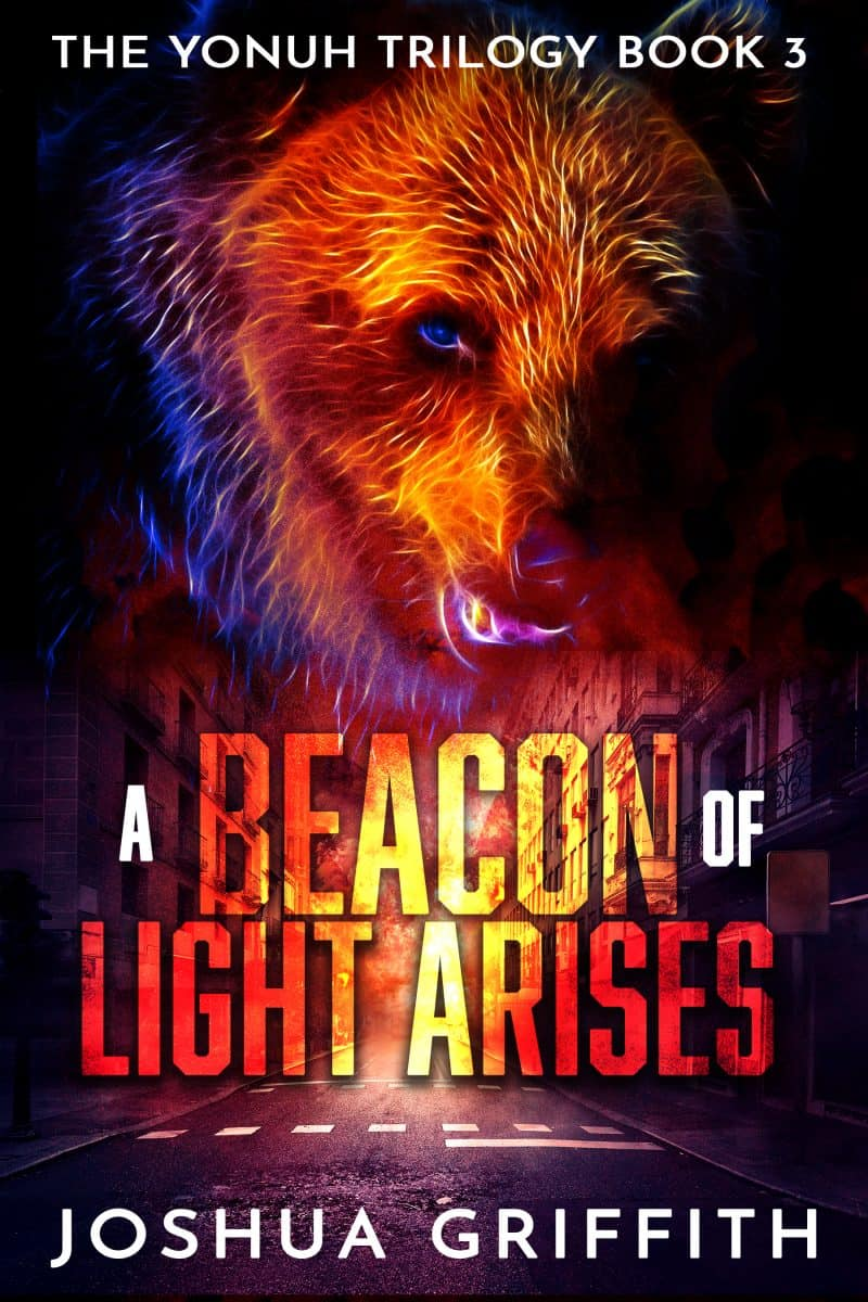 Cover for A Beacon of Light Arises