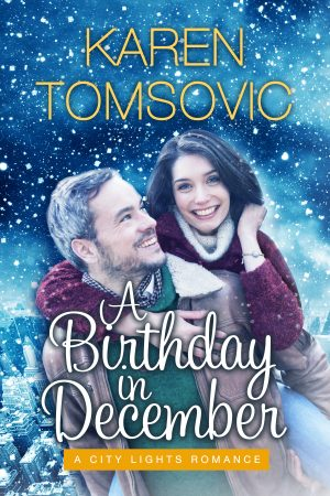 Cover for A Birthday in December