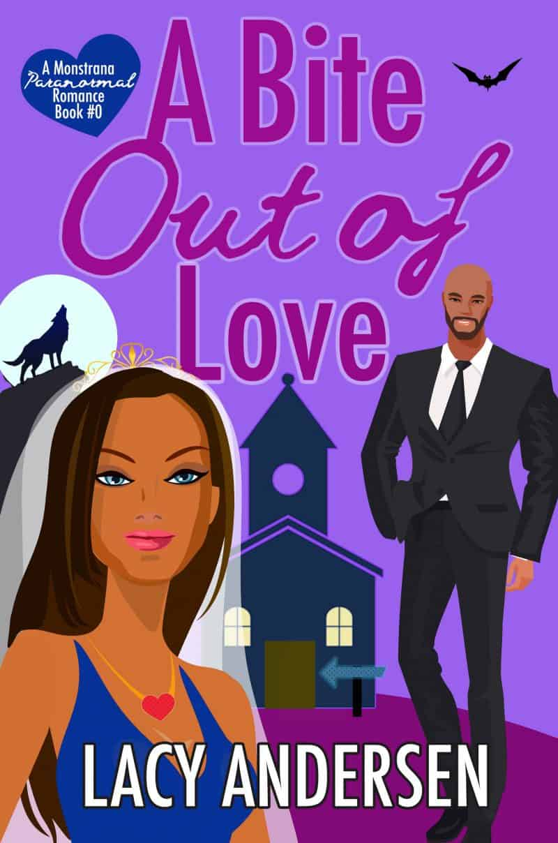 Cover for A Bite Out of Love