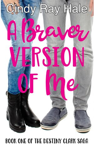 Cover for A Braver Version of Me