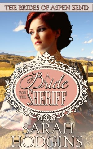 Cover for A Bride for the Sheriff