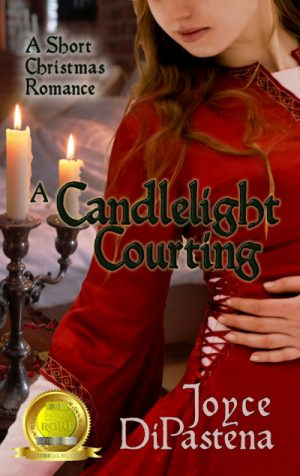 Cover for A Candlelight Courting