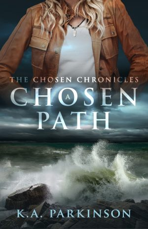 Cover for A Chosen Path