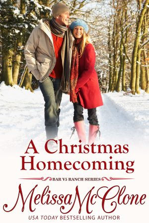 Cover for A Christmas Homecoming