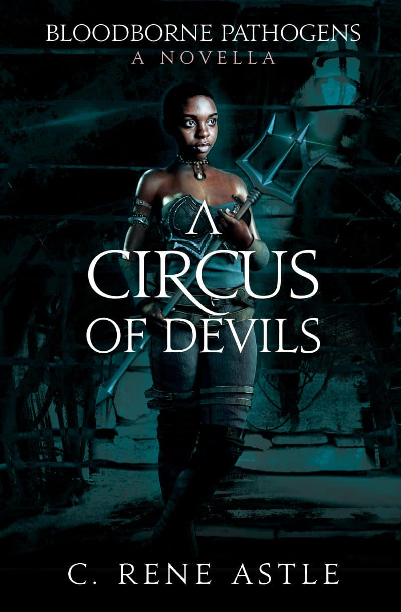 Cover for A Circus of Devils