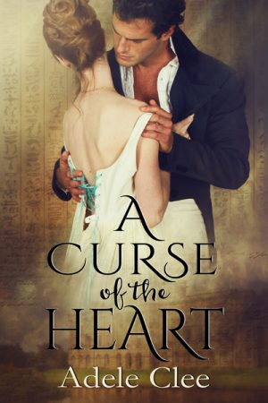 Cover for A Curse of the Heart