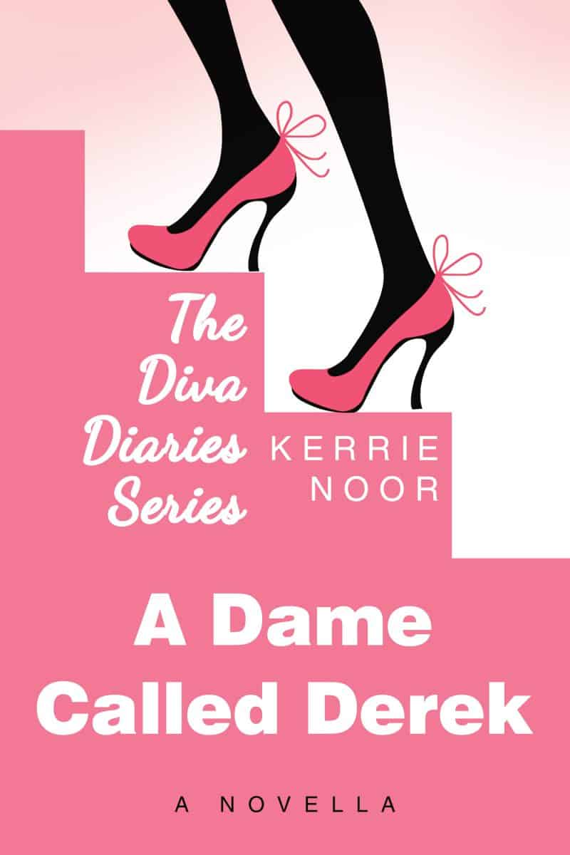 Cover for A Dame Called Derek: Comic Novella