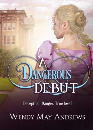Cover for A Dangerous Debut