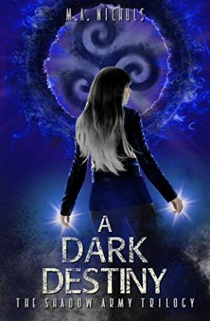 Cover for A Dark Destiny