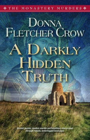 Cover for A Darkly Hidden Truth