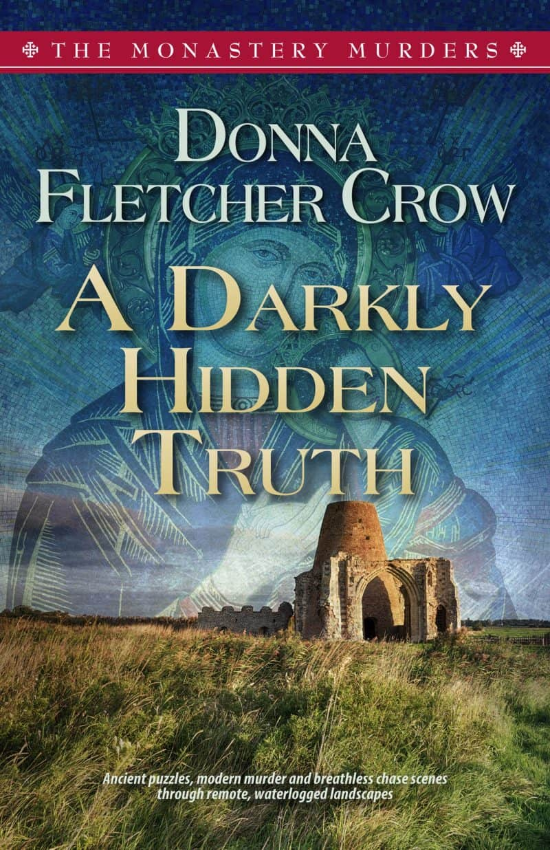Cover for A Darkly Hidden Truth: Book 2, The Monastery Murders