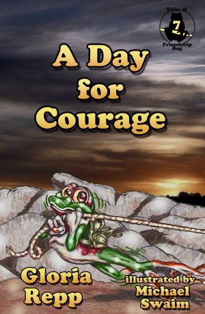 Cover for A Day for Courage
