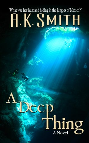 Cover for A Deep Thing