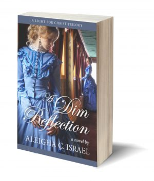Cover for A Dim Reflection