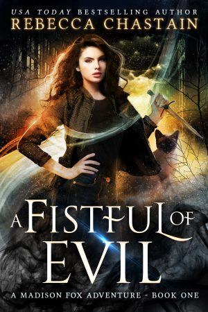 Cover for A Fistful of Evil