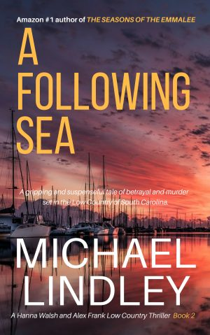Cover for A Following Sea