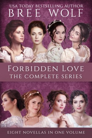 Cover for A Forbidden Love Novella Series: The Complete Series