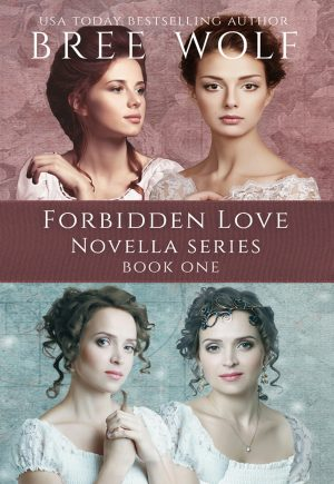 Cover for A Forbidden Love Novella Series Box Set: Novellas 1 - 4
