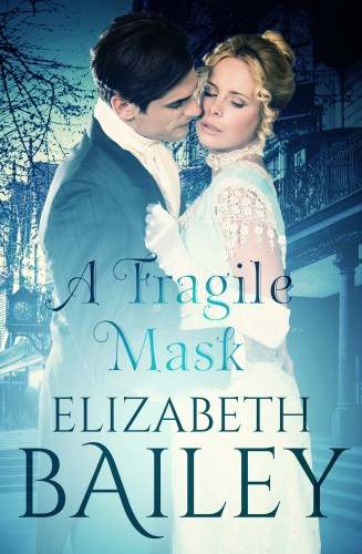 Cover for A Fragile Mask
