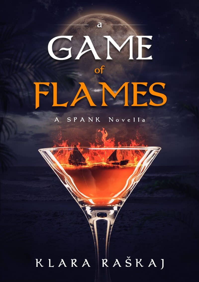 Cover for A Game of Flames