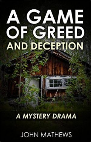 Cover for A Game of Greed and Deception