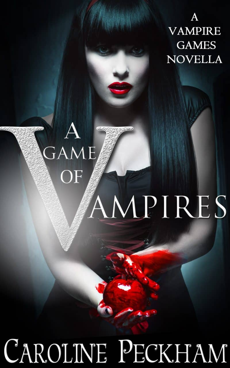 Cover for A Game of Vampires: 20K Prequel Novella