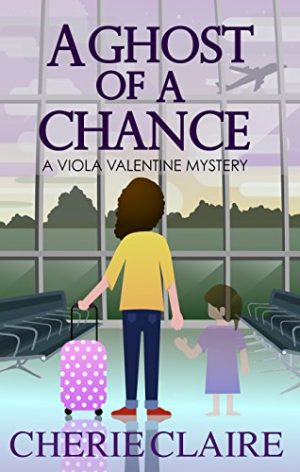 Cover for A Ghost of a Chance