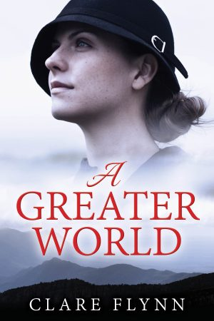 Cover for A Greater World