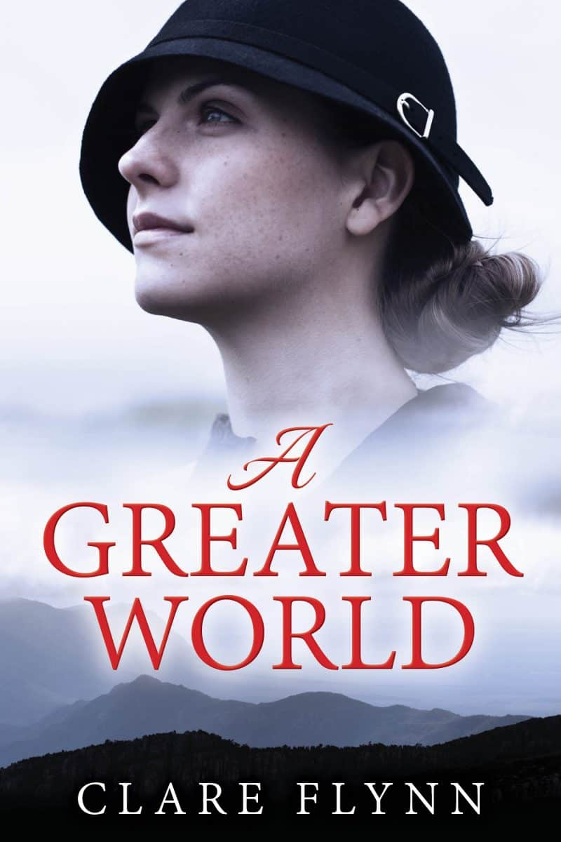 Cover for A Greater World: A Woman's Journey