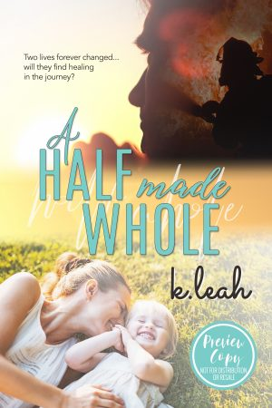 Cover for A Half Made Whole