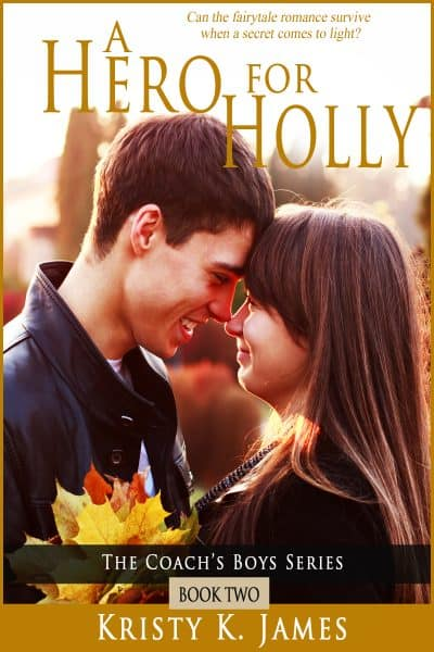 Cover for A Hero for Holly