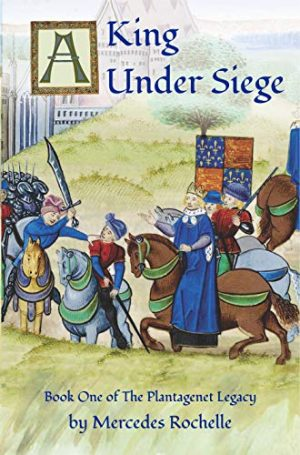 Cover for A King Under Siege