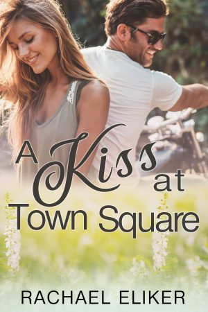 Cover for A Kiss at Town Square