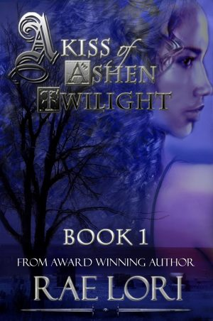Cover for A Kiss of Ashen Twilight